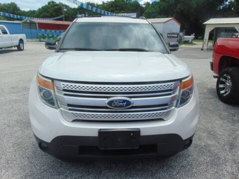 2014 Ford Explorer for sale at Payday Motor Sales in Lakeland FL