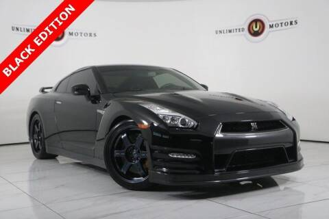 2015 Nissan GT-R for sale at INDY'S UNLIMITED MOTORS - UNLIMITED MOTORS in Westfield IN