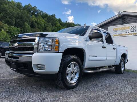 2009 Chevrolet Silverado 1500 for sale at Creekside PreOwned Motors LLC in Morgantown WV