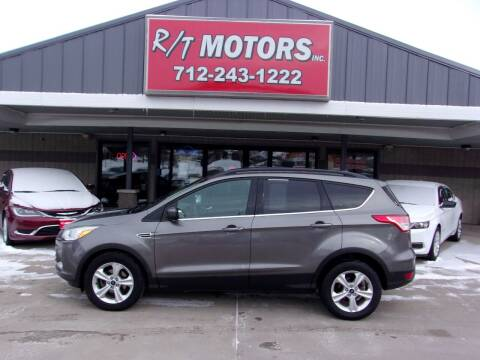 2014 Ford Escape for sale at RT Motors Inc in Atlantic IA
