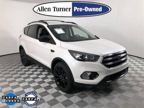 2018 Ford Escape for sale at Allen Turner Hyundai in Pensacola FL