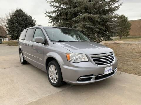 2013 Chrysler Town and Country for sale at Tobias of Blue Star Auto Group in Frederick CO