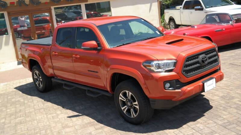 2016 Toyota Tacoma for sale at Cars-KC LLC in Overland Park KS