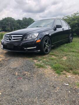 2013 Mercedes-Benz C-Class for sale at Postorino Auto Sales in Dayton NJ