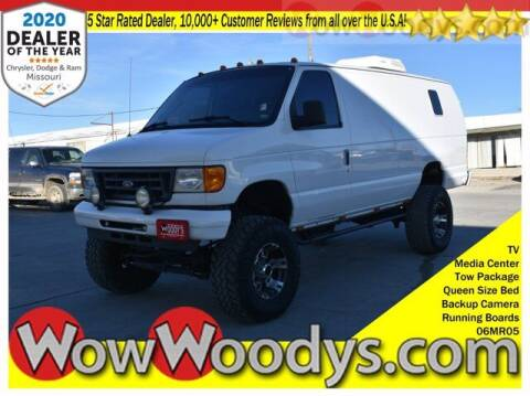 2006 Ford E-Series Cargo for sale at WOODY'S AUTOMOTIVE GROUP in Chillicothe MO