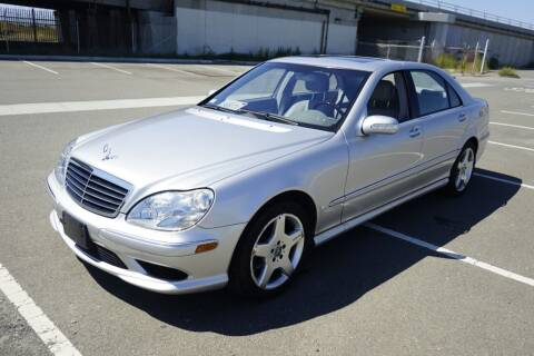 2004 Mercedes-Benz S-Class for sale at Sports Plus Motor Group LLC in Sunnyvale CA