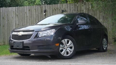 2014 Chevrolet Cruze for sale at Hidalgo Motors Co in Houston TX