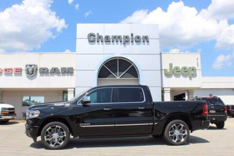2020 RAM Ram Pickup 1500 for sale at Champion Chevrolet in Athens AL