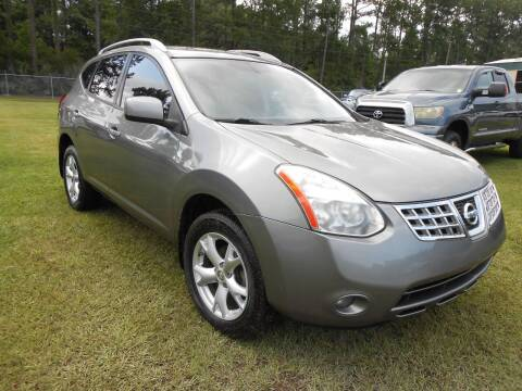 2009 Nissan Rogue for sale at Jeff's Auto Wholesale in Summerville SC