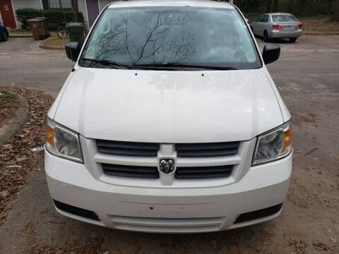 2008 Dodge Grand Caravan for sale at Alfa Auto Sales in Raleigh NC