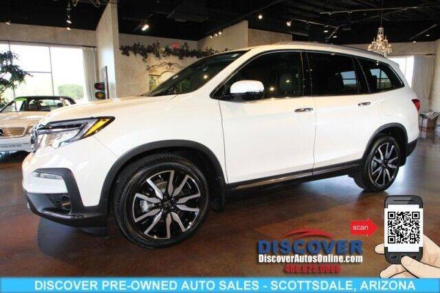 2019 Honda Pilot for sale at Discover Pre-Owned Auto Sales in Scottsdale AZ
