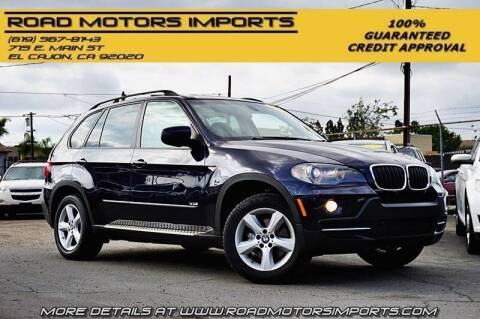 2008 BMW X5 for sale at Road Motors Imports in El Cajon CA