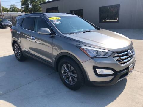 2013 Hyundai Santa Fe Sport for sale at Tigerland Motors in Sedalia MO