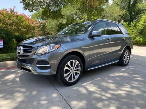 2018 Mercedes-Benz GLE for sale at Motorcars Group Management - Bud Johnson Motor Co in San Antonio TX