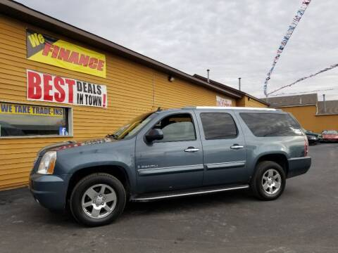 2007 GMC Yukon XL for sale at American Auto Group LLC in Saginaw MI
