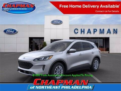 2020 Ford Escape for sale at CHAPMAN FORD NORTHEAST PHILADELPHIA in Philadelphia PA