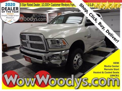 2018 RAM Ram Chassis 3500 for sale at WOODY'S AUTOMOTIVE GROUP in Chillicothe MO