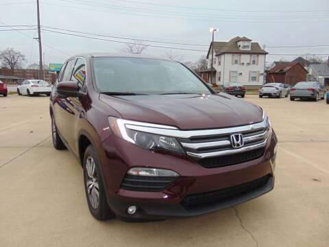 2017 Honda Pilot for sale at Auto House Superstore in Terre Haute IN