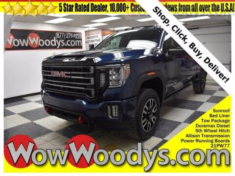 2021 GMC Sierra 2500HD for sale at WOODY'S AUTOMOTIVE GROUP in Chillicothe MO