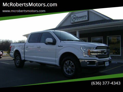 2018 Ford F-150 for sale at McRobertsMotors.com in Warrenton MO