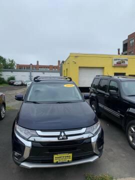 2016 Mitsubishi Outlander for sale at Hartford Auto Center in Hartford CT