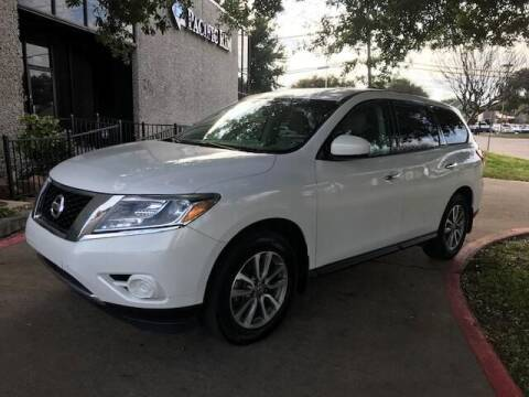 2013 Nissan Pathfinder for sale at Reliable Auto Sales in Plano TX