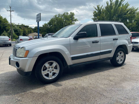 2005 Jeep Grand Cherokee for sale at Dave-O Motor Co. in Haltom City TX