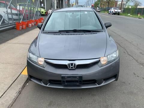 2010 Honda Civic for sale at SUNSHINE AUTO SALES LLC in Paterson NJ