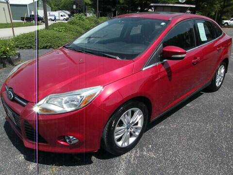 2012 Ford Focus for sale at Kingdom Auto Centers in Litchfield IL