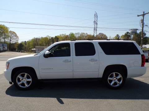 2011 Chevrolet Suburban for sale at Cambria Cars in Mooresville NC