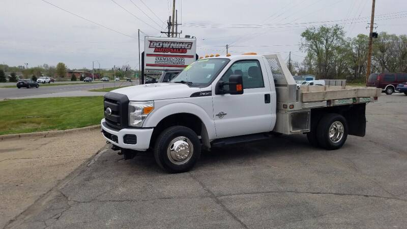 2011 Ford F-350 Super Duty for sale at Downing Auto Sales in Des Moines IA