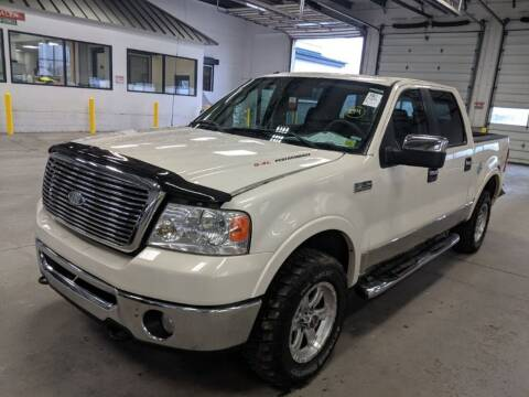 2008 Ford F-150 for sale at Franklyn Auto Sales in Cohoes NY