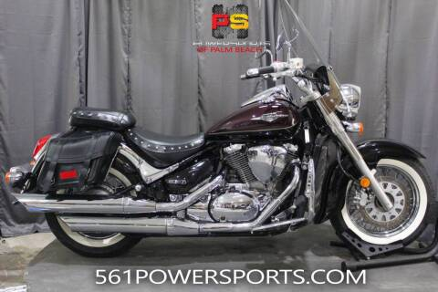 2012 Suzuki Boulevard C50T Classic for sale at Powersports of Palm Beach in Hollywood FL