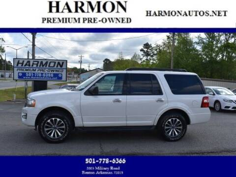 2016 Ford Expedition for sale at Harmon Premium Pre-Owned in Benton AR