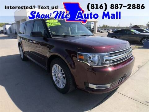 2017 Ford Flex for sale at Show Me Auto Mall in Harrisonville MO