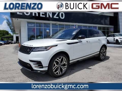 2019 Land Rover Range Rover Velar for sale at Lorenzo Buick GMC in Miami FL