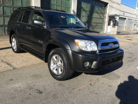 2007 Toyota 4Runner for sale at Illinois Auto Sales in Paterson NJ