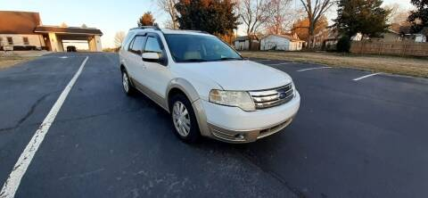2008 Ford Taurus X for sale at Alfa Auto Sales in Raleigh NC