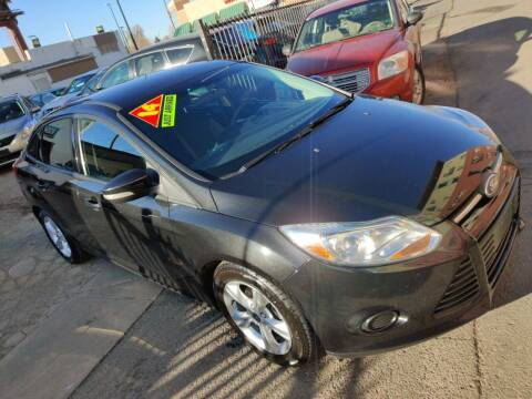 2014 Ford Focus for sale at Sanaa Auto Sales LLC in Denver CO
