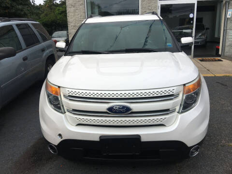 2011 Ford Explorer for sale at King Auto Sales INC in Medford NY