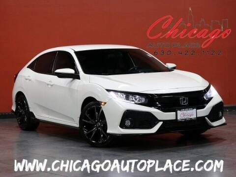 2017 Honda Civic for sale at Chicago Auto Place in Bensenville IL