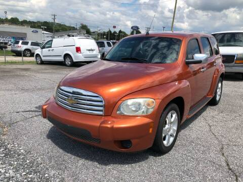 2007 Chevrolet HHR for sale at Hillside Motors Inc. in Hickory NC