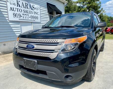 2014 Ford Explorer for sale at Karas Auto Sales Inc. in Sanford NC
