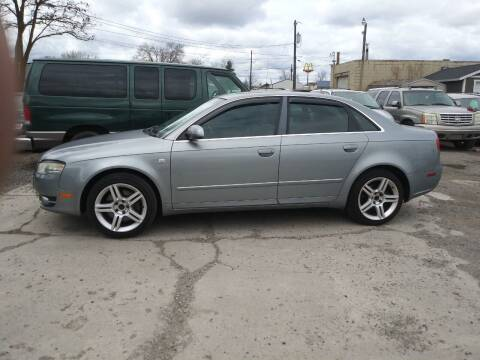 2007 Audi A4 for sale at 2 Way Auto Sales in Spokane Valley WA