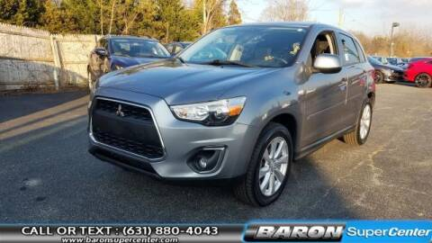 2015 Mitsubishi Outlander Sport for sale at Baron Super Center in Patchogue NY