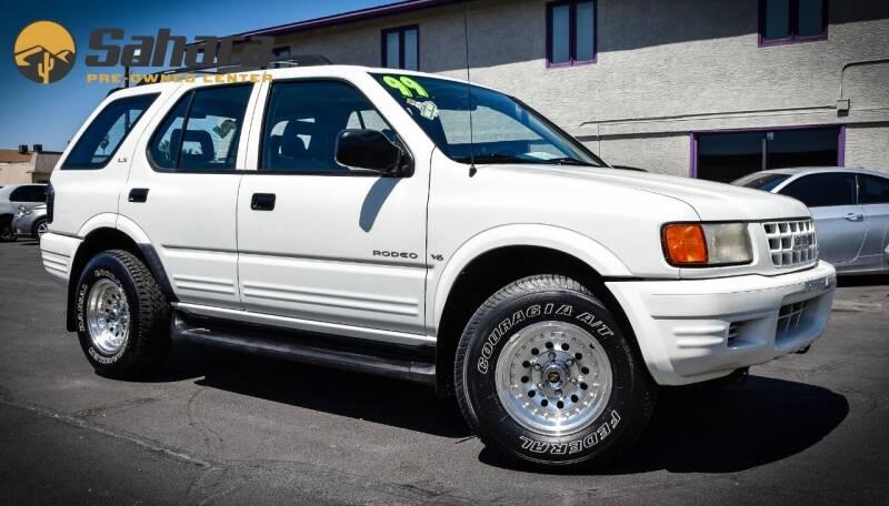 1999 Isuzu Rodeo for sale in Phoenix, AZ