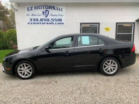 2011 Ford Fusion for sale at EZ Motors in Deerfield OH