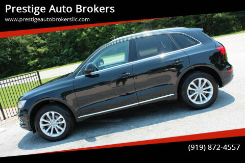 2013 Audi Q5 for sale at Prestige Auto Brokers in Raleigh NC