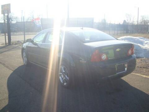 2010 Chevrolet Malibu for sale at MOTORAMA INC in Detroit MI