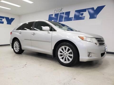 2011 Toyota Venza for sale at HILEY MAZDA VOLKSWAGEN of ARLINGTON in Arlington TX